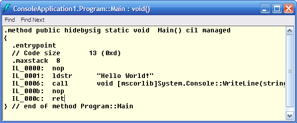 ildasm_MainMethod