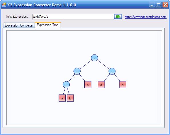 Y2 Expression Converter 1.1
