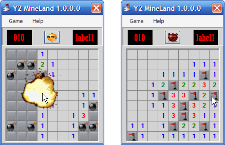 Y2 - MineLand Minesweeper game v1 0 1 (like Minesweeper)