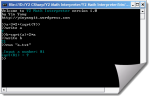 Y2 Math Interpreter - Output