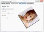 WPF - Rotate Transform