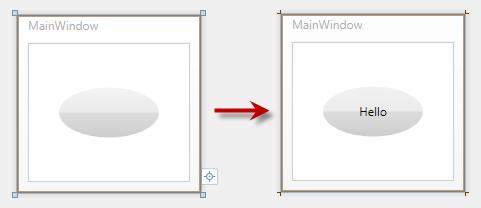 WPF - ContentPresenter - Basic
