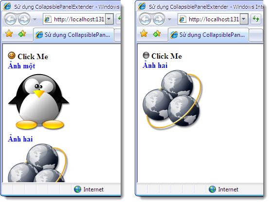 ASP.NET – Sử dụng một số Extender trong Ajax ControlToolkit