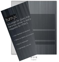 jQuery plugin – Turn.js: Hiệu ứng lật trang choHTML5