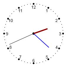 HTML5 – Canvas: Vẽ đồng hồ kim (analogclock)