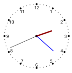 Canvas - Simple Analog Clock