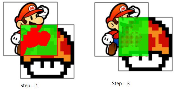 Html5 - Canvas - Pixel Collsion - Density