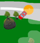 Html5 - Canvas - Racing Game - thumbnail