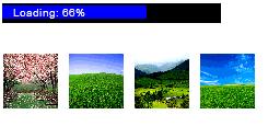 Javascript Image Loader Demo