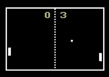 Pong-game