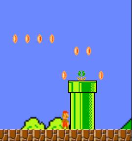 Html5-Canvas-Mario-part5-piranha-tree