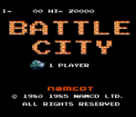 Battle City Namcot