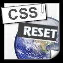 css reset logo